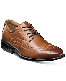 Men's Decker Wingtip Oxfords