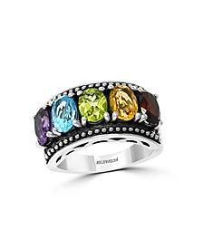 EFFY® Multi-Gemstone (4-3/8 ct. t.w.) Ring in Sterling Silver