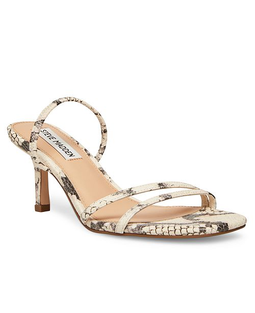Steve Madden Women's Loft Naked Sandals