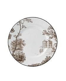 Parkland Accent Plate  Barlaston Hall