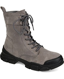 Women's Gretta Combat Boot