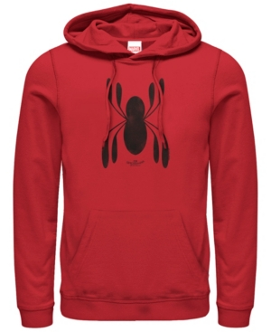 Men's Spider-Man Far From Home Homecoming Chest Logo