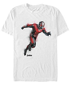 Men's Ant-man Painted Run, Short Sleeve T-shirt