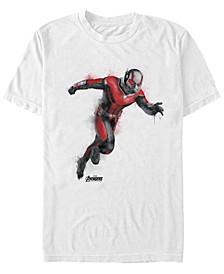 Men's Ant-man Painted Run, Short Sleeve T-shirt