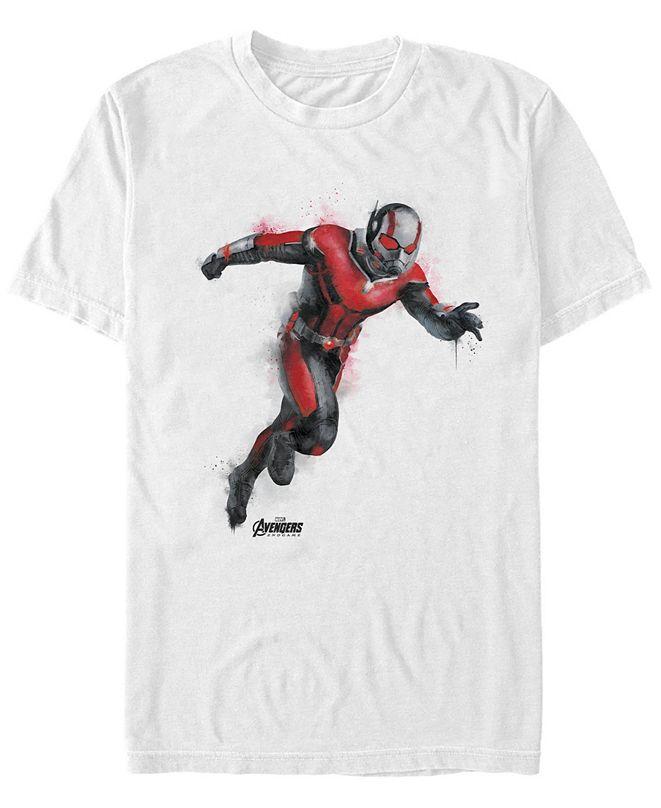 Marvel Men's Ant-man Painted Run, Short Sleeve T-shirt