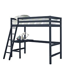 Furniture Caspian Twin Loft Bed