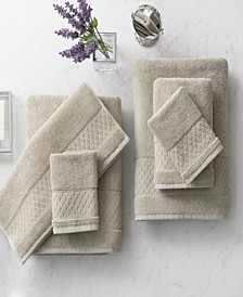Luxury Organic Hudson 6-Pc. Cotton Towel Set