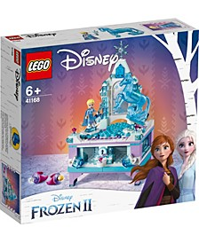 Disney Frozen Princess Elsa's Jewelry Box Creation  41168