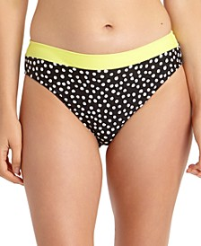 Printed Bikini Bottoms, Created For Macy's