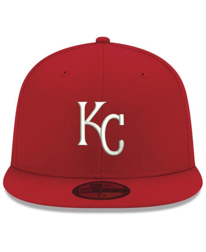 New Era Kansas City Royals Re-Dub 59FIFTY-FITTED Cap & Reviews - Sports Fan Shop By Lids - Men - Macy's