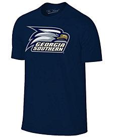 New Agenda Men's Georgia Southern Eagles Big Logo T-Shirt