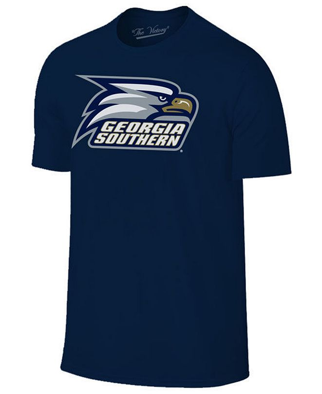 New Agenda Men's Georgia Southern Eagles Big Logo T-Shirt