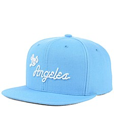 Los Angeles Lakers Team Color Neon Snapback Cap