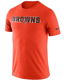 Men's Cleveland Browns Dri-FIT Mezzo Tear T-Shirt