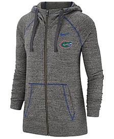Women's Florida Gators Gym Vintage Full-Zip Jacket