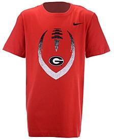 Big Boys Georgia Bulldogs Icon T-Shirt