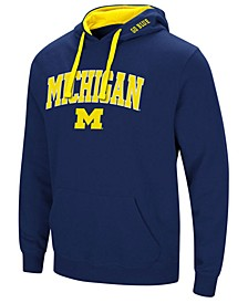 Men's Michigan Wolverines Arch Logo Hoodie