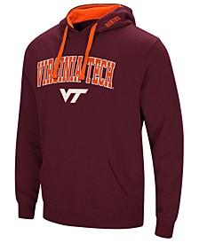 Men's Virginia Tech Hokies Arch Logo Hoodie