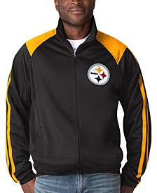 Men's Pittsburgh Steelers Track Jacket