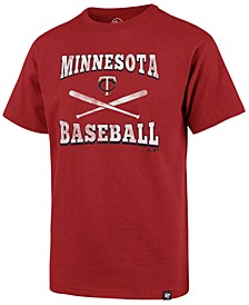 Big Boys Minnesota Twins Batter Up Super Rival T-Shirt