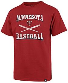 Big Boys Minnesota Twins Batter Up Super Rival T-Shirt
