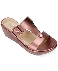 Women's Pepea Buckle Sandals