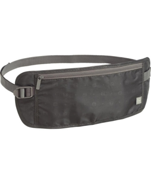 This ultra lightweight money belt is so comfortable you won\'t even know you\'re wearing it. Made from silky smooth yet strong fabrics, it is ideal for storing passports, cash and other valuables. Designed to be worn underneath clothing, the waistband is adjustable for a snug fit while the main compartment is zipped for maximum security.