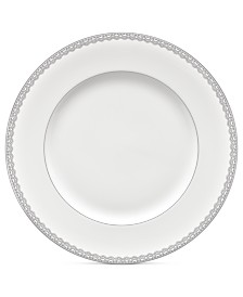 Waterford Lismore Lace Platinum Dinner Plate
