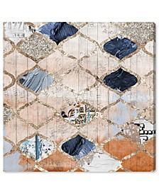 Modern Moroccan Canvas Art Collection