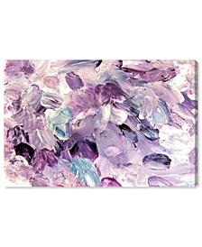 Amethyst Gardens Canvas Art Collection
