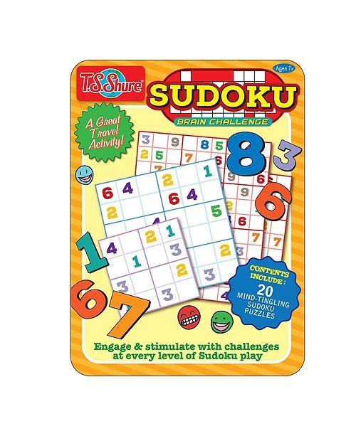T.S. Shure Sudoku Activity Tin