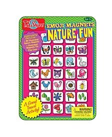 Emoji Nature Magnetic Mini Tin