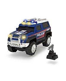 Light Sound Police Suv