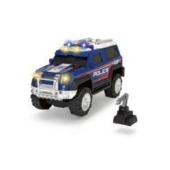 Dickie Toys Light Sound Police Suv