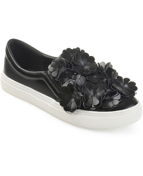 Journee Collection Women's Mizey Sneaker
