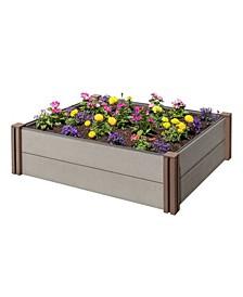 WPC Modular Garden Bed