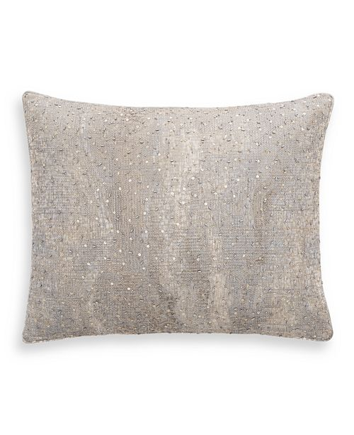 """Hotel Collection Terra 16"""" x 20"""" Decorative Pillow, Created for Macy's"""