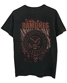 Ramones Gold Seal Men's Graphic T-Shirt