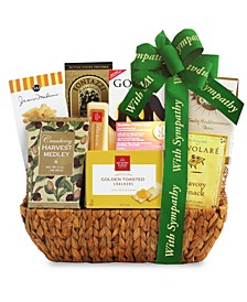Sincere Sympathy Gift Basket