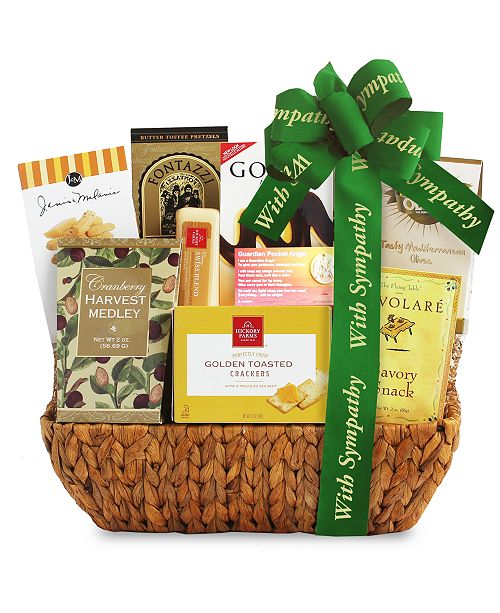 Hickory Farms Sincere Sympathy Gift