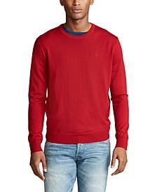Men's Big & Tall Merino Wool Sweater