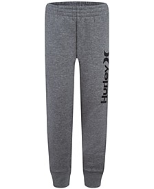 Toddler Boys Fleece Jogger Pants