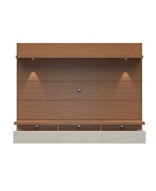 Cabrini 2.2 Floating Wall Theater Entertainment Center