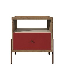 Joy 1-Full Extension Drawer Nightstand