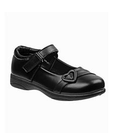 Toddler Girls School Shoes