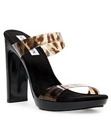 Women's Glassy Dress Sandals