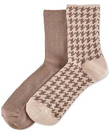 2 Pack Wintersoft Boot Socks