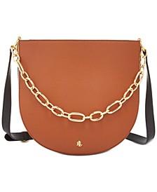 Smooth Leather Sawyer Shoulder Bag