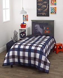 Roarsome 2-Piece Twin Bedding Set