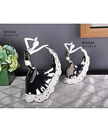 Rapturous Dance Decorative Figurine